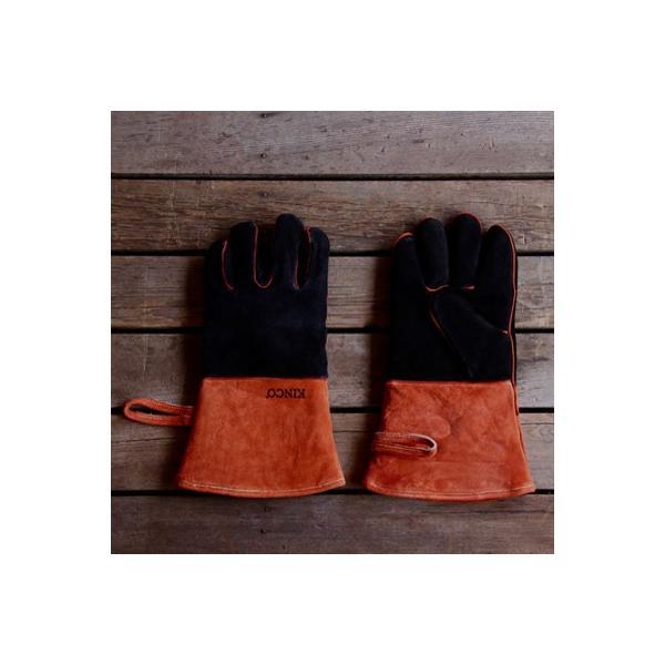 グローブ Kinco Gloves キンコグローブ 7900 薪ストーブ 焚き火 アウトドア 手袋