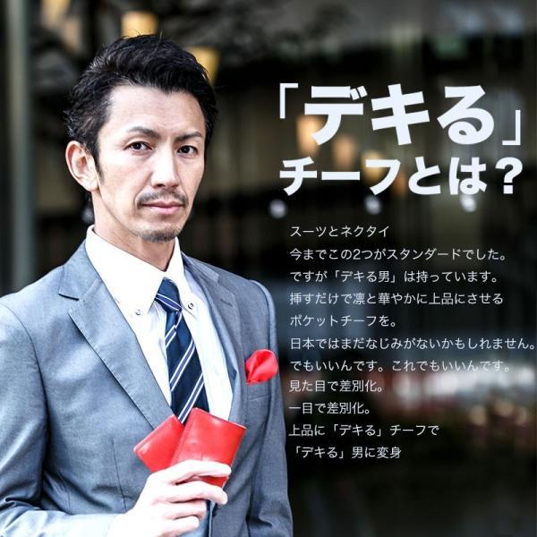 ポケットチーフ 日本製 結婚式 お試し 蛍光 カラー パーティー 冠婚葬祭 メンズ フォーマル チーフ ハンカチ|sete-luz|02