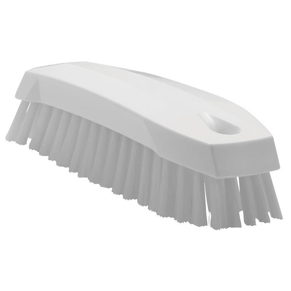 衛生用品 厨房用品 / ヴァイカン ハンドブラシ 3587 ソフト 白 寸法: 170 x 55 x H45mm 毛丈:25mm
