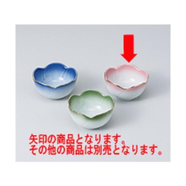 珍味 和食器 / ピンク梅型珍味鉢 寸法:6.2 x 3.4cm