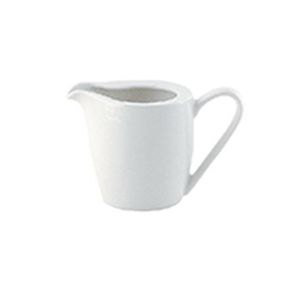 洋陶オープン 洋食器 / GIGA(白磁強化) GIGA クリーマ大 寸法:12.4 x 7.1 x 8.5cm ・210cc