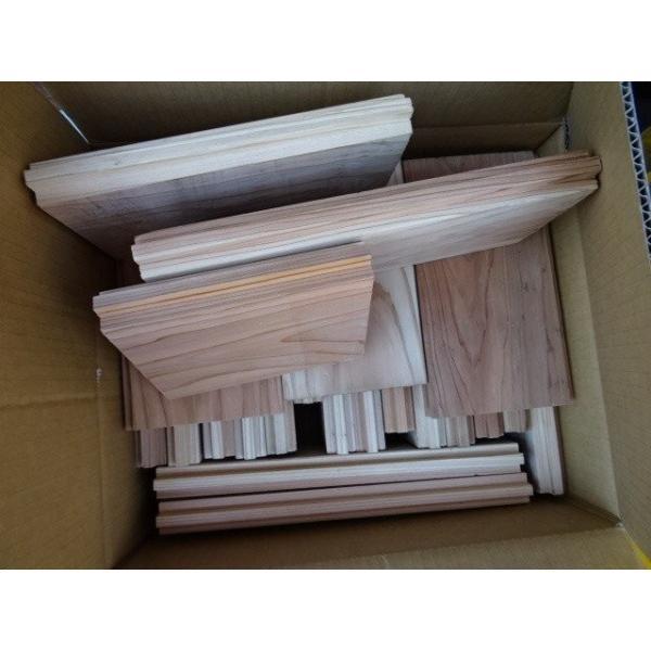 木の端材 杉無垢材 雑貨作りや焚付けにいかがですか? 送料込でお買い得♪|setoshikkui-no1|03
