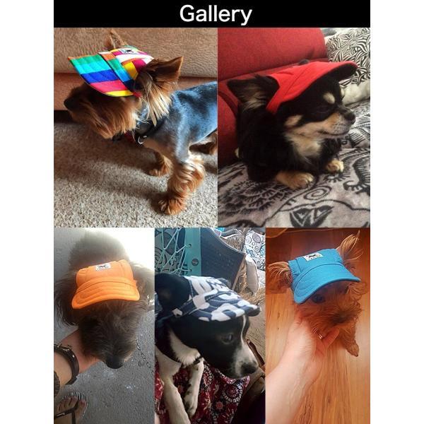 犬 帽子 猫 キャップ ペット 服 犬の帽子 sevenbridge 03