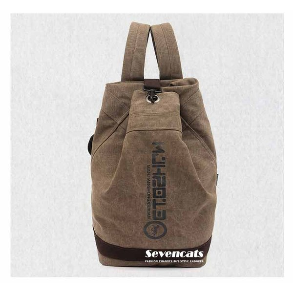 リュックサック デイパック メンズ 帆布バッグ キャンバス 人気 バッグ メンズ 通勤 メンズバッグ カジュアルバッグ カバン アウトドア 新作 布製 送料無料|sevencats|13