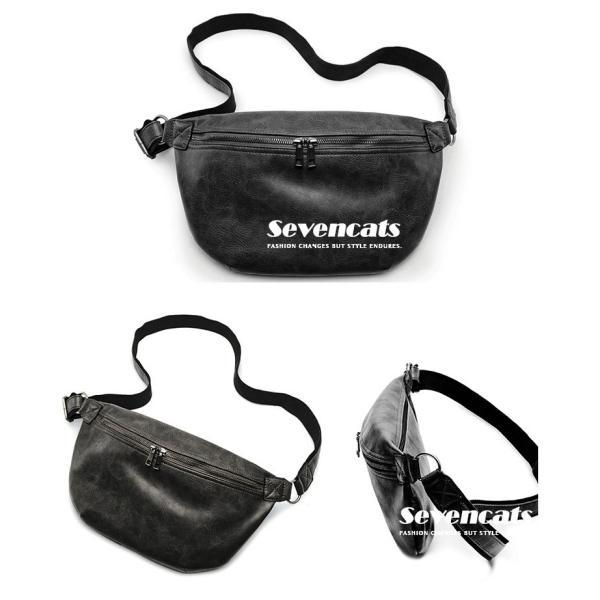 ウエストバッグ メンズ バッグ ショルダーバッグ 新作 ビジネスバッグ カジュアルバッグ 通勤 バッグ 鞄 カバン 送料無料|sevencats|14