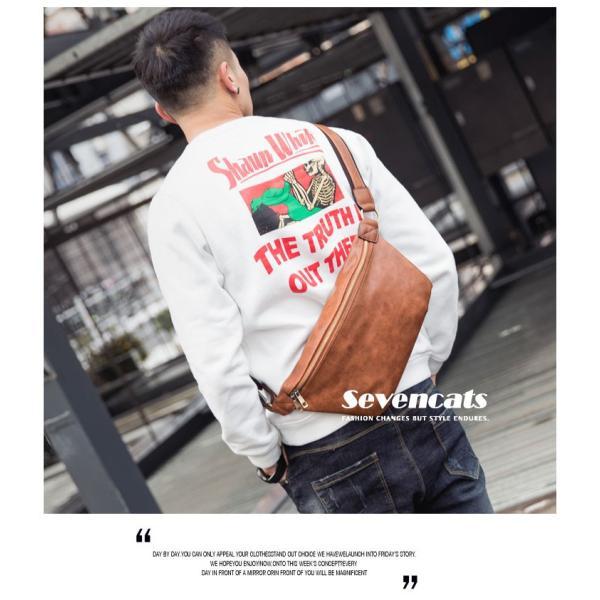 ウエストバッグ メンズ バッグ ショルダーバッグ 新作 ビジネスバッグ カジュアルバッグ 通勤 バッグ 鞄 カバン 送料無料|sevencats|04