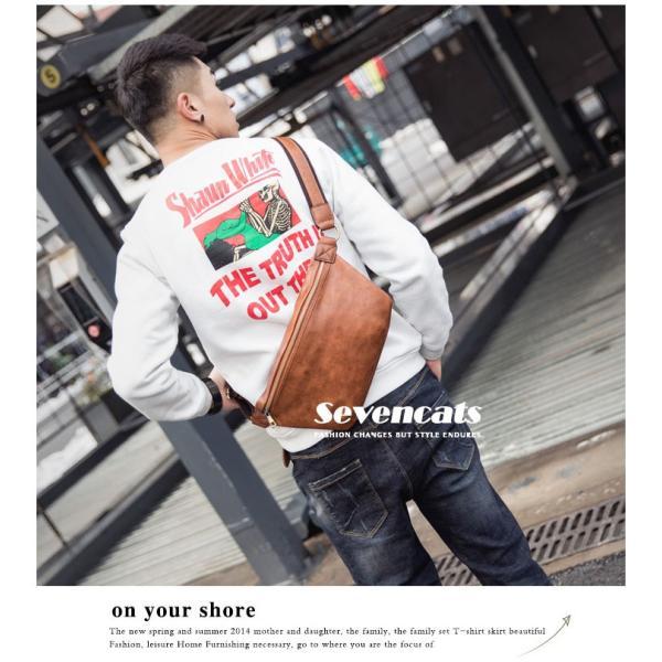 ウエストバッグ メンズ バッグ ショルダーバッグ 新作 ビジネスバッグ カジュアルバッグ 通勤 バッグ 鞄 カバン 送料無料|sevencats|06
