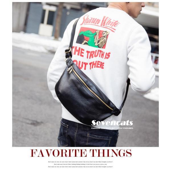 ウエストバッグ メンズ バッグ ショルダーバッグ 新作 ビジネスバッグ カジュアルバッグ 通勤 バッグ 鞄 カバン 送料無料|sevencats|08