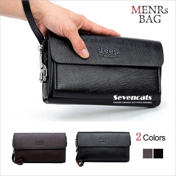 ハンドバッグ 財布 メンズ 長財布 ラウンドファスナー カード 収納 携帯 スマート 大容量 小銭入れ お札入れ 送料無料|sevencats