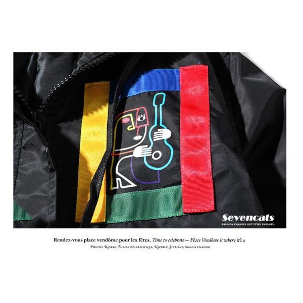 メンズ アウターコートトレンチコート  ジャケット ロング トレンチコート カジュアル パーカー 秋  メンズ スリム ジャケット2018新品|sevencats|13