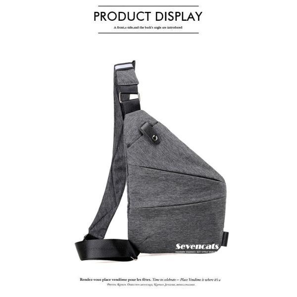 ボディバッグ メンズ ウエストバッグ ウエストポーチ カバン 多機能 キャンバス ワンショルダー ショルダー バッグ  斜め掛け 柔らかい  軽量