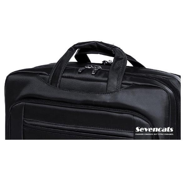 ビジネスバックメンズ3way多機能 大容量防水  通勤 A4 斜めがけ 手提げ ハンドバッグ カジュアルバッグ ショルダー|sevencats|14