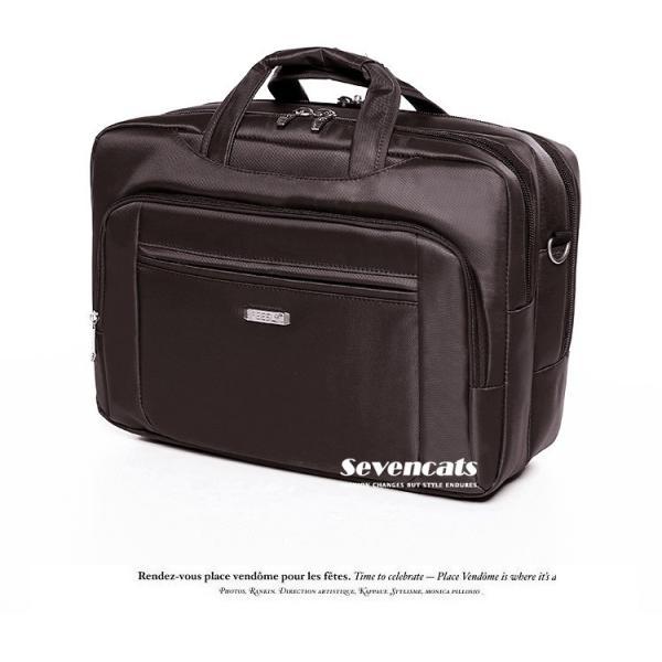 ビジネスバックメンズ3way多機能 大容量防水  通勤 A4 斜めがけ 手提げ ハンドバッグ カジュアルバッグ ショルダー|sevencats|08