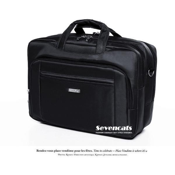 ビジネスバックメンズ3way多機能 大容量防水  通勤 A4 斜めがけ 手提げ ハンドバッグ カジュアルバッグ ショルダー|sevencats|09