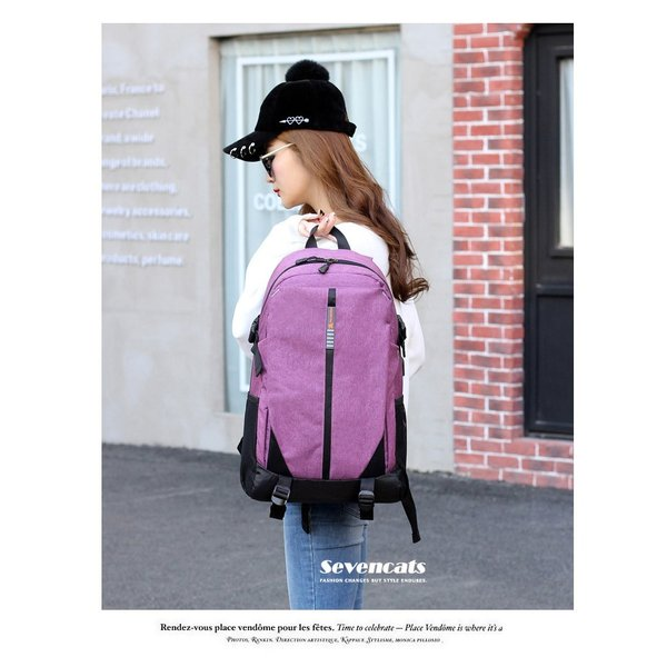 大容量メンズ リュックサック ビジネスリュック 多機能リュック 人気  防水 通学 通勤 旅行 軽量 かばん|sevencats|07