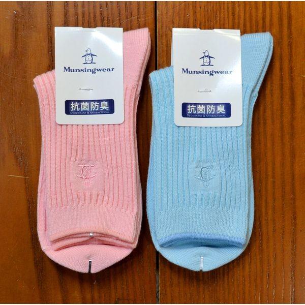 (メール便対応) マンシングウェア レディース 靴下ソックス 定番商品 ゴルフウェア JALJ001|sevenebisu-net|03