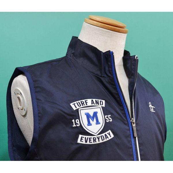 新作セール20%OFF マンシングウェア メンズ ベスト 裏地メッシュ 2018春夏新作 ゴルフウェア MGMLJK50|sevenebisu-net|04