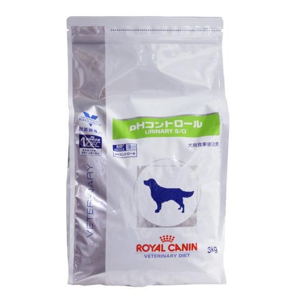 ロイヤルカナン 療法食 PHコントロール 犬用 ドライ 3kg|sevenle7