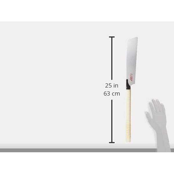 Z ゼットソーIII 265mm 本体[15075]|sevenleaf|03