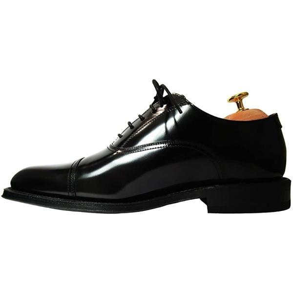 シューツリー シューキーパー 木製 靴磨きクロス付き 25.0-26.5cm[43219-17656](ブラウン, 25.0〜26.5 cm)|sevenleaf|08