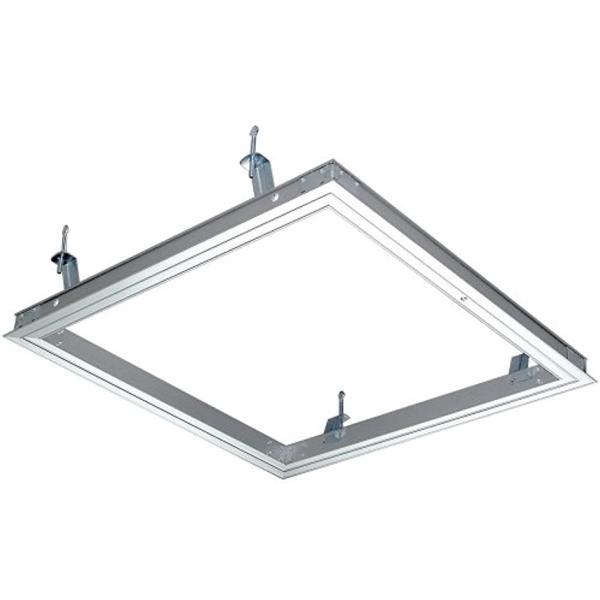 天井点検口廉価額縁タイプCDL45J型シルバーCDL45J