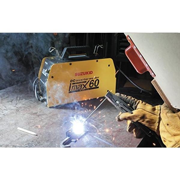 スズキッド SUZUKID 100V専用直流インバータ溶接機 アイマックス60 SIM-602