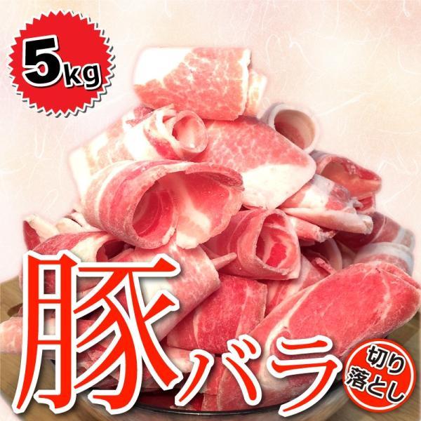 業務用 豚バラ切り落とし デンマーク産 5kg 肉じゃがカレーなどなんにでも使える
