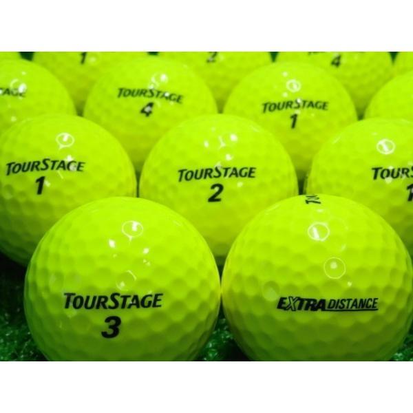 ロストボール ツアーステージ エクストラディスタンス EXTRA DISTANCE 1個 当店Cランク 中古 ゴルフボール BRIDGESTONE ブリヂストン|seventwo|03