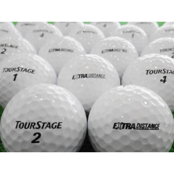 ロストボール ツアーステージ エクストラディスタンス EXTRA DISTANCE 1個 当店Cランク 中古 ゴルフボール BRIDGESTONE ブリヂストン|seventwo|04