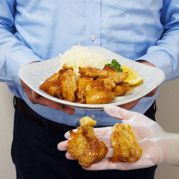 焼きザンギ 280g ポイント 消化 鶏の唐揚げ 北海道風 冷凍食品 おつまみ 惣菜 お酒のお供 ざんぎ から揚げ|sfd-ymd|05
