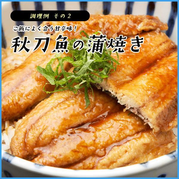 三陸産 鮮 秋刀魚 1尾130g以上保証 総重量3kg(19〜24尾入が目安となります) 生さんま サンマ|sfd-ymd|09