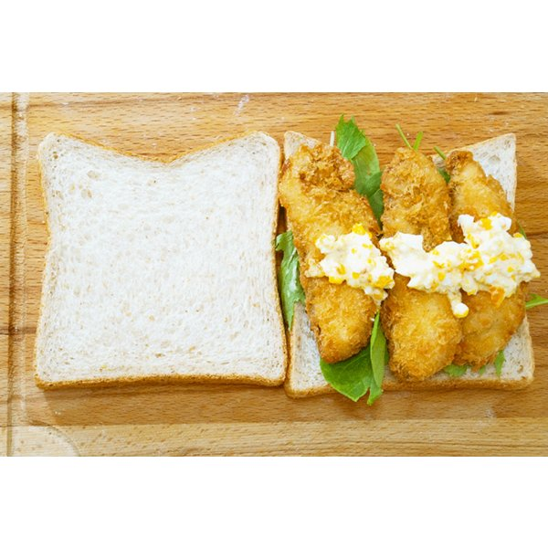 サーモンフライ 30g×10枚 北海道カラフトマス 冷凍食品 惣菜 鱒 ます|sfd-ymd|07