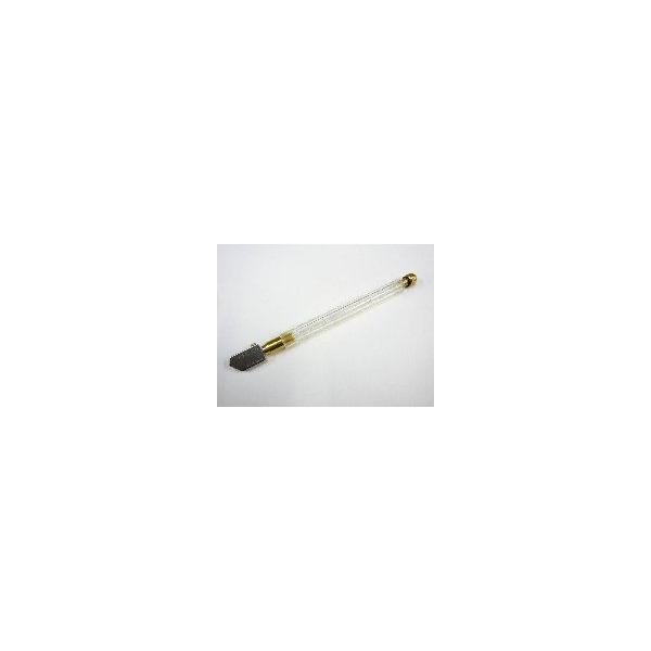 pTC30 TOYO トーヨー ガラスカッター パイレックス(硬質ガラス)用 125°刃付き