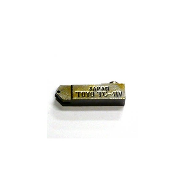 TC41PV用替刃(振動刃)ガラスカッター トーヨー製