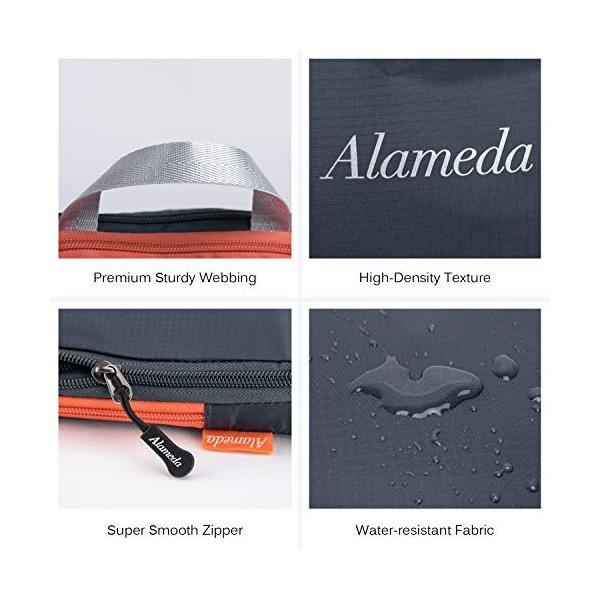 パッキングキューブ3袋セット、旅行用、圧縮袋、荷物/バックパックの整理整頓|sh-price|04