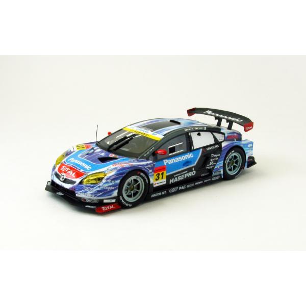 1/43 エブロ apr ハセプロ プリウス GT スーパー GT300 No.31 2012