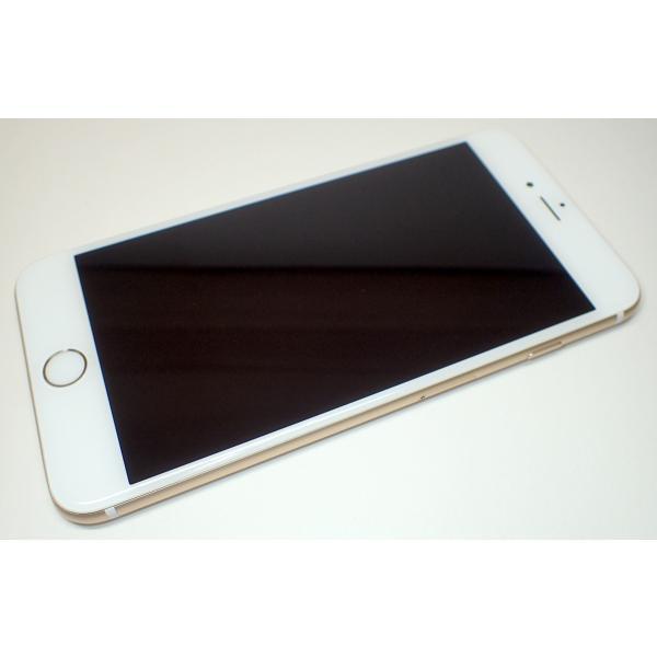 Apple SoftBank iPhone6 Plus 64GB A1524 (MGAK2J/A) ゴールド|shake-hand