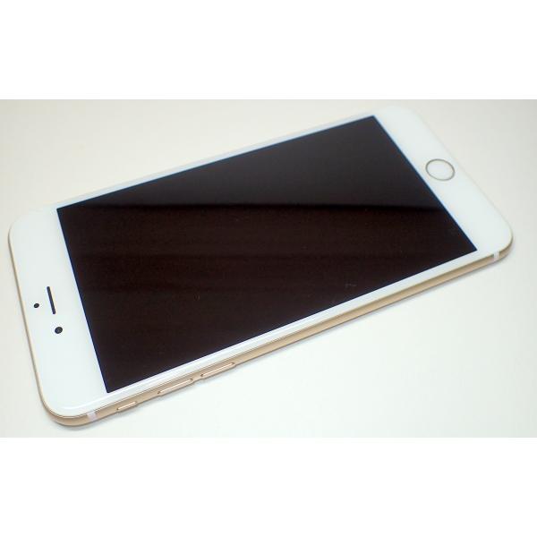 Apple SoftBank iPhone6 Plus 64GB A1524 (MGAK2J/A) ゴールド|shake-hand|02