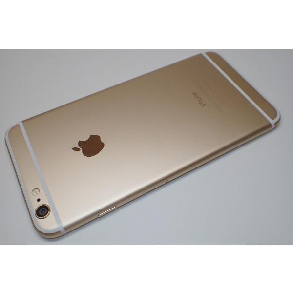 Apple SoftBank iPhone6 Plus 64GB A1524 (MGAK2J/A) ゴールド|shake-hand|04