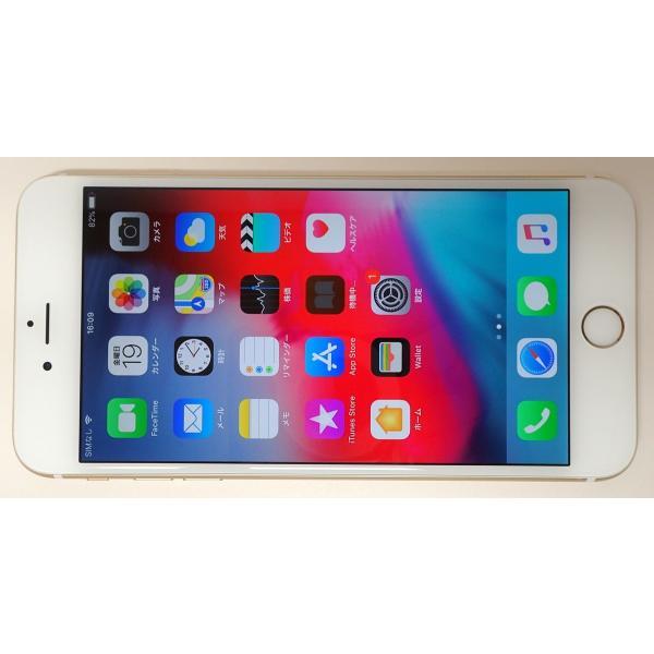 Apple SoftBank iPhone6 Plus 64GB A1524 (MGAK2J/A) ゴールド|shake-hand|06
