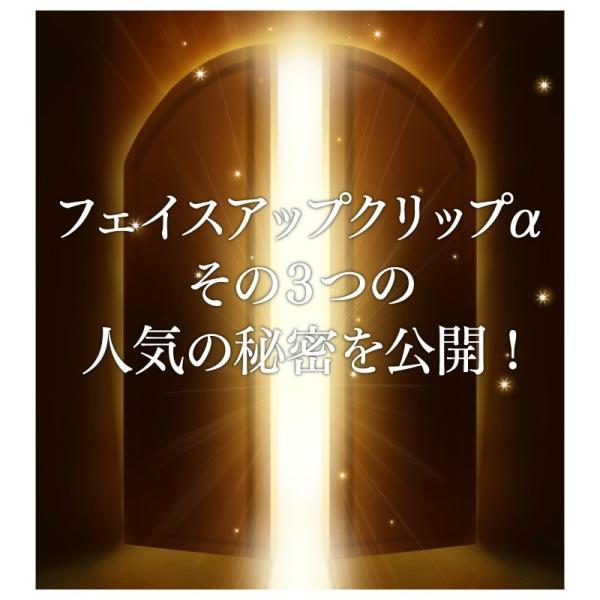 22%OFF【4個セット】正規販売店 三雲孝江プロデュース フェイスアップクリップ 着けた瞬間 ほうれい線 シワ消す/マスク(条件有)|shakray|05