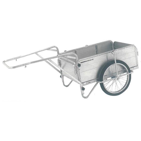 (受注生産品)トーエイライト アルミリヤカーDX1200 B-7925