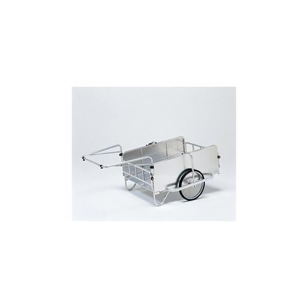 (受注生産品)トーエイライト アルミリヤカーSP1200 B-2245