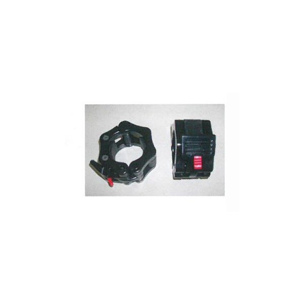 (バーベル カラー)STEELFLEX 50mm用クイックカラー No.58(2個1組)
