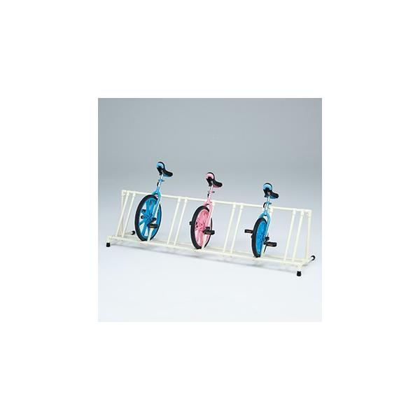 (受注生産品)トーエイライト (TOEI LIGHT) 一輪車 ラック(ラックのみ) YZ7 T-1802