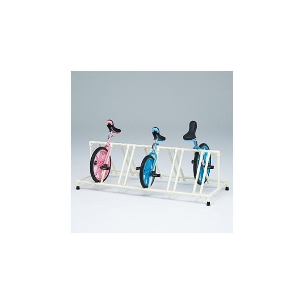 (受注生産品)トーエイライト (TOEI LIGHT) 一輪車 ラック(ラックのみ) YZ10 T-1803