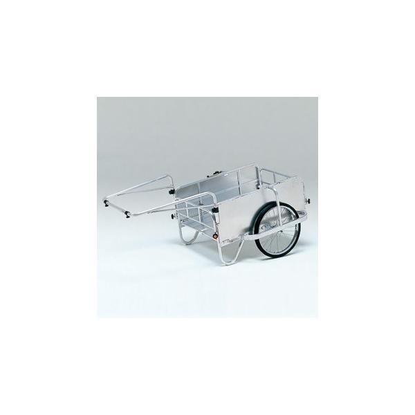 (受注生産品)(リヤカー)トーエイライト アルミリヤカーSP900 G-1614