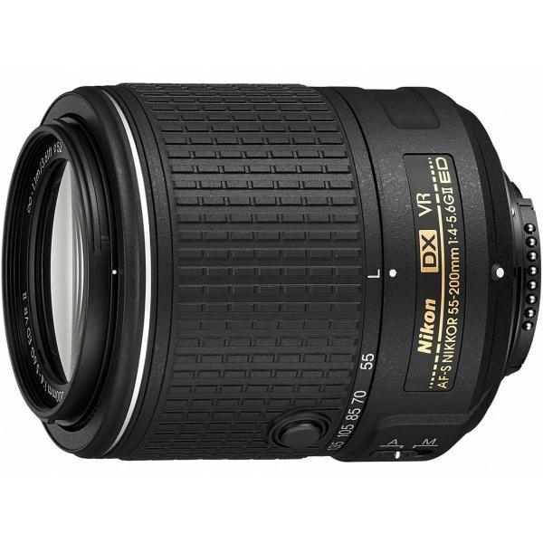 レンズ Nikon AF-S DX NIKKOR 55-200mm f/4-5.6G ED VR II[新品即納]