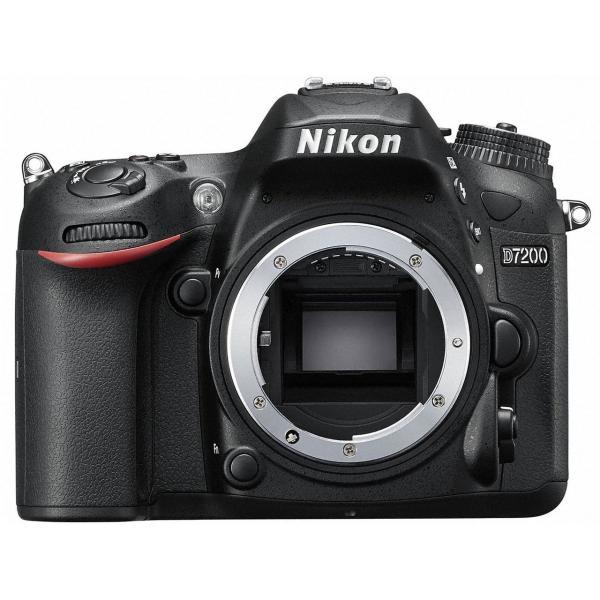 デジタル一眼カメラ Nikon D7200 ボディ[新品即納]
