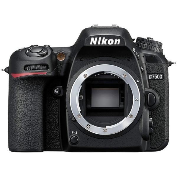 Nikon デジタル一眼レフカメラ D7500 ボディ